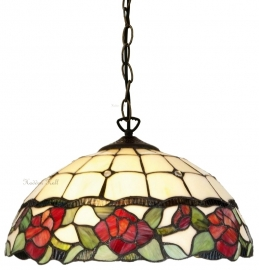 5785 97 Hanglamp Tiffany Ø35cm Sussex