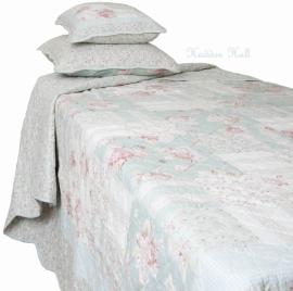 Q098 Clayre & Eef Bedsprei 260 x 260 cm Quilt Patchwork