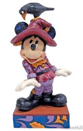 Mickey Scarecrow H18cm Jim Shore 6010862