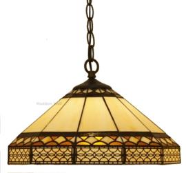 H565 Hanglamp Tiffany Ø40cm Barok