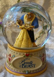 "Waterbal BELLE & BEAST ""Moonlight Waltz"" H16cm Jim Shore"