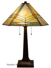 5841 Tafellamp Tiffany H67cm 50x50cm Weber