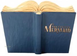 ARIEL Undersea Dreaming The Little Mermaid 17 cm JIM SHORE 4031484 storybook