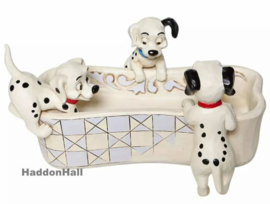 101 Dalmations Bone Dish - Jim Shore  6008060