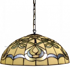 9272G Hanglamp Tiffany Ø50cm Blueribbon