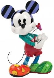 Mickey Mouse with Heart H22cm Disney by Britto 4030813 uit 2014