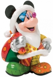 Mickey Mouse Christmas H21cm Disney by Britto 4027895 uit 2012!