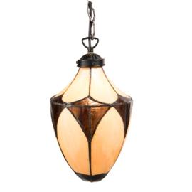 5916 Hanglamp Tiffany Ø19cm Brighton