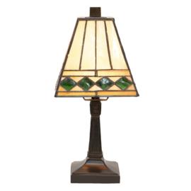 5994 Tafellamp Tiffany H30cm