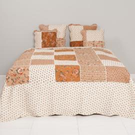 Q137 Clayre & Eef Bedsprei 230 x 260 cm Quilt Patchwork-style