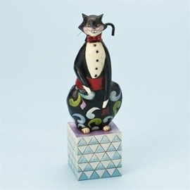 Alfred H18cm Jim Shore 4013503 Cat Kat Poes