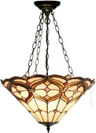 5880 SU3 Hanglamp Tiffany Ø47cm Lancaster