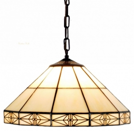 3087 97 Hanglamp Tiffany Ø32cm  Serenity