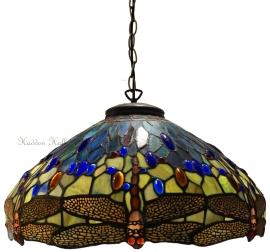 5296 97  Hanglamp Tiffany Ø42 cm  Waterjuffer