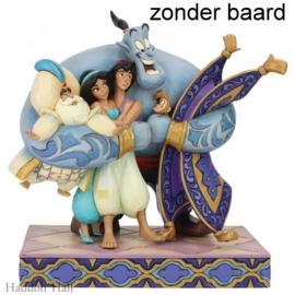 Aladdin Group Hug zonder baard H20cm Jim Shore 6005967