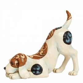 """Bailey"" Dog H12cm Jim Shore 4045270"