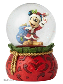 "MICKEY ""Bringing Holiday Cheer""H14cm Jim Shore 6001360"