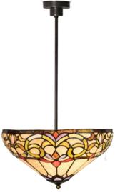 5905 Hanglamp Tiffany Ø40cm Norman