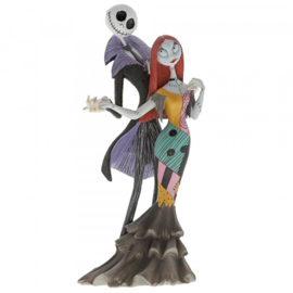 Nightmare Jack & Sally H22cm Disney Showcase 6002184