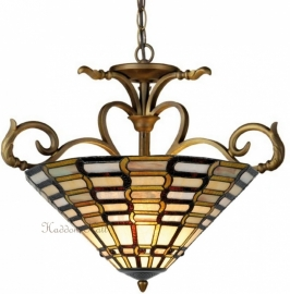 9340-H55 Hanglamp Tiffany Ø56cm