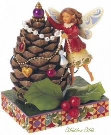 Magically Merry   Fairy   16 cm Jim Shore   4019321 uit 2010