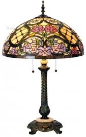 9962 5298 Tafellamp Tiffany H75cm Ø50cm Grandiflora