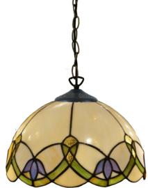 5918 Hanglamp Tiffany Ø30cm Luna