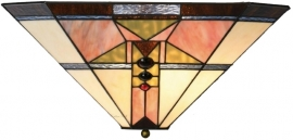 5781 80 Plafonniere Tiffany 48x48cm Schuitema