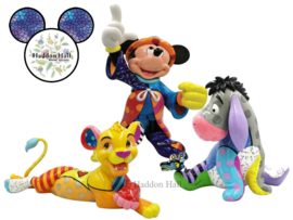 Set van 3 Romero Britto Statement figurines