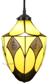 7879 Hanglamp Tiffany Ø18cm Parabola
