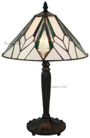 T026S Tafellamp Tiffany H47cm Ø30cm Astoria