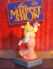 "MISS PIGGY ""Diva? Moi?"" *19 cm* JIM SHORE 4020801"