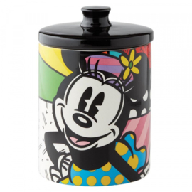 Minnie Mouse Cookie Jar H18cm Ø12cm DIsney by Britto 6004976