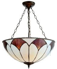 74319 SU3 Hanglamp Tiffany Ø50cm Aragon