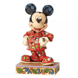 "MICKEY ""Magical Morning"" H 13cm Jim Shore 4057935"