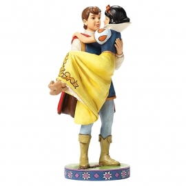 SNOW WHITE & PRINCE Happily Ever After H24cm Jim Shore 4049623