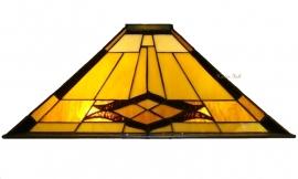 5699 5703 Tafellamp Tiffany H62cm 42x42cm Atlanta Lincoln