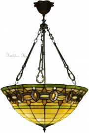 "5804 FCL Hanglamp Tiffany Ø51cm ""Olive"""