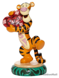 Tigger - Heartfelt Hug - H14cm Jim Shore 6008073