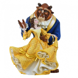 Belle & The Beast Deluxe Figurine H26cm Disney Showcase 6006277