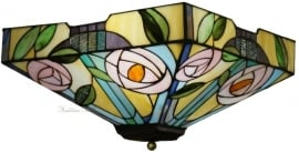 "TG106M 80 Plafonniere Mackintosh 35x35cm ""Willow"""