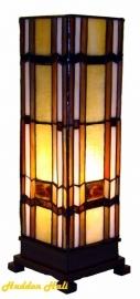 "9024 Tiffany lamp H35cm ""Mini-windlicht"""