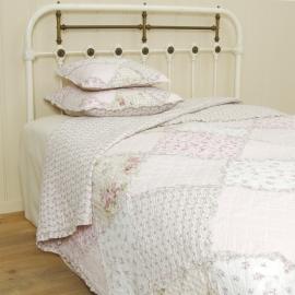 Q020 Clayre & Eef Bedsprei 180 x 260 cm Quilt Patchwork beddesprei
