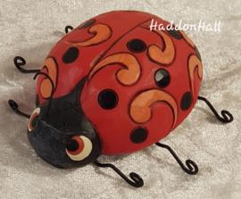 Mini Ladybug  H4,5cm Jim Shore 4021439