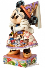 BIG MINNIE Happily Ever After  H 21cm Jim Shore   4038497 uit 2014