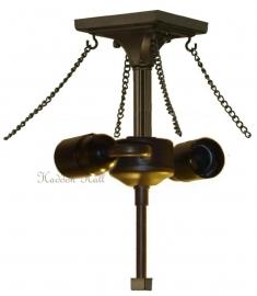 SFSQ Ophanging voor Hanglamp Plafonniere met 4 kettingen