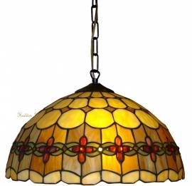 7807 97 Hanglamp Tiffany Ø40cm Victoria.