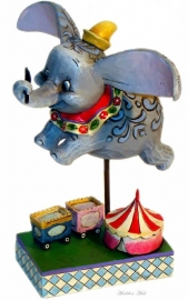 "DUMBO ""Faith in Flight"" H 11cm Jim Shore 4010028"