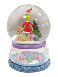 Grinch Waterball H16cm Jim Shore 6008892