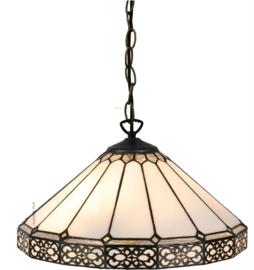 5211 Hanglamp Tiffany Ø41cm Boleyn